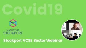VCSE sector webinar