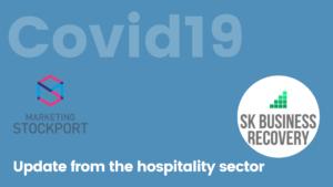 Stockport hospitality webinar