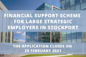 Stockport council grant scheme