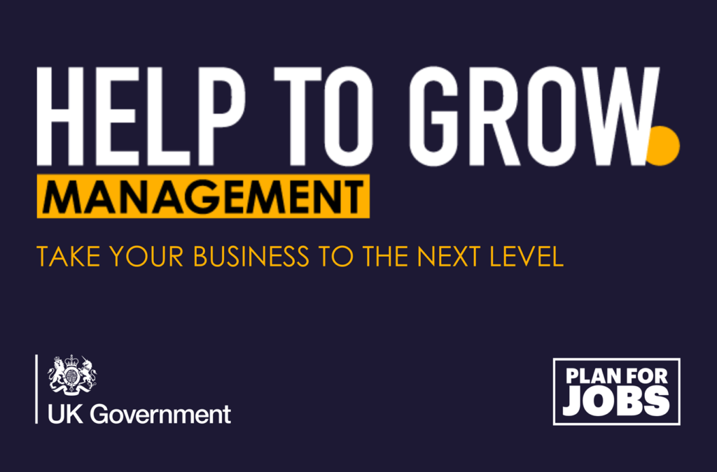 Help to grow management for business